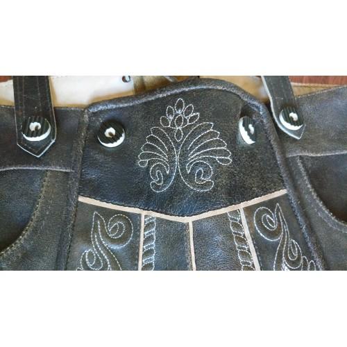Culotte Tyrolienne en cuir